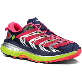 Hoka One One W's Speedgoat Shoes ASTRAL AURA/NEON PINK
